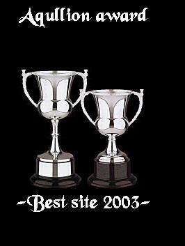 aqullion - games award