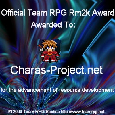 TEAM RPG RM2K AWARD