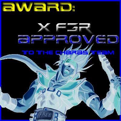 X-F3R AWARD